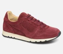 Runnings Femme Sneaker in weinrot