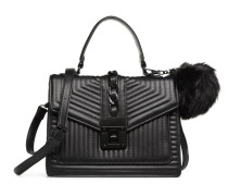 JERILINI Handtasche in schwarz