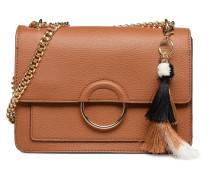 CASPERIA Handtasche in braun