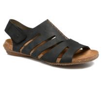 Wakataua N5065 Sandalen in schwarz