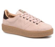 Deportivo Serraje Sneaker in rosa
