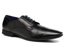 AREDLEY Schnürschuhe in schwarz