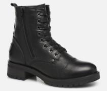 579M86551 Stiefeletten & Boots in schwarz