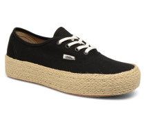 Authentic Platform ESP Espadrilles in blau