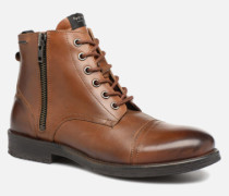 TOMCUT MED BOOT Stiefeletten & Boots in braun