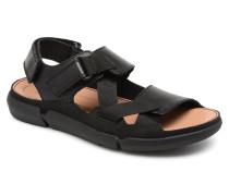 Trisand Sun Sandalen in schwarz