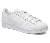 Superstar Foundation W Sneaker in weiß