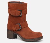 ELAINE Stiefeletten & Boots in orange
