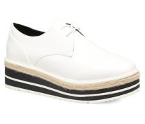 ACAI Schnürschuhe in weiß
