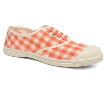 Tennis Vichy Lin Sneaker in orange