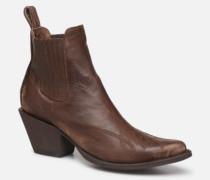Gaucho 2 Stiefeletten & Boots in braun