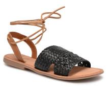 HANNA Sandalen in schwarz