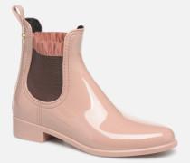 Devon Stiefeletten & Boots in rosa