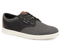 Jack & Jones JFW Gaston Pu Combo Sneaker in grau