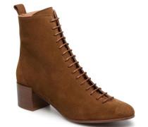 Domio Stiefeletten & Boots in braun
