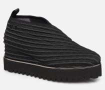 Fold Casual II Sneaker in schwarz