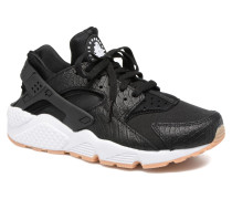 W Air Huarache Run Se Sneaker in schwarz