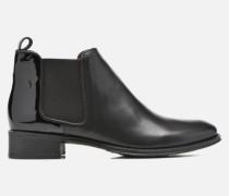 Retro Dandy Boots #9 Stiefeletten & in schwarz