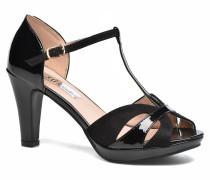 Zaza 30650 Sandalen in schwarz