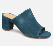 MELA SUEDE MULE Clogs & Pantoletten in blau