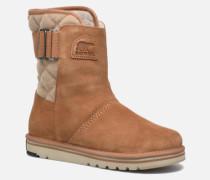 Newbie I Stiefeletten & Boots in braun