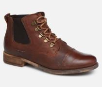 Sienna 09 Stiefeletten & Boots in braun