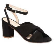 JAZY Sandalen in schwarz