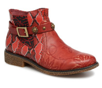 CORALIE 04 Stiefeletten & Boots in rot