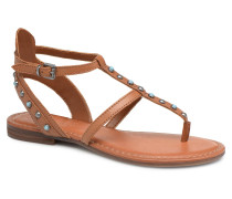CAREEN Sandalen in braun