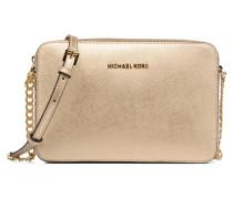 LG EW Crossbody Handtasche in goldinbronze