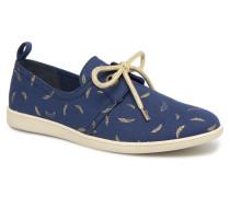 Stone One Banana W Sneaker in blau
