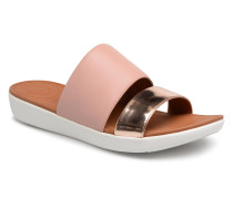 Delta Slide Sandal Clogs & Pantoletten in goldinbronze