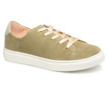 Past plume Sneaker in grün