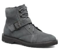 MEGEE BUCKLE BOOTIE Stiefeletten & Boots in grau
