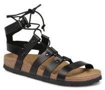Cleo Sandalen in schwarz