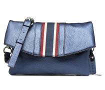 Isla Shoulder Bag Handtasche in blau