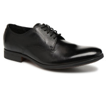 Gilmore Walk Schnürschuhe in schwarz