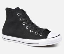 Chuck Taylor All Star Retrograde Hi Sneaker in schwarz