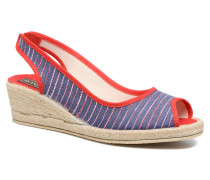 Lidoire Espadrilles in rot