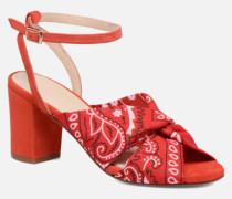 SMU JAZY Sandalen in rot