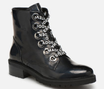 Lindia Ankleboot Stiefeletten & Boots in schwarz