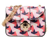 Crossbody Monpetitsac Jacinthe Handtasche in rosa