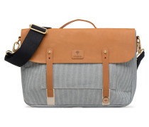 POSTMAN01 Laptoptasche in blau