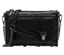 Jamie Crossbody Handtasche in schwarz