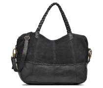 Cameo Leather bag Handtasche in schwarz