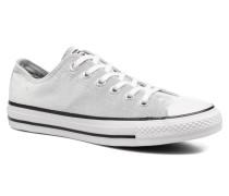 Chuck Taylor All Star Velvet Ox Sneaker in grau