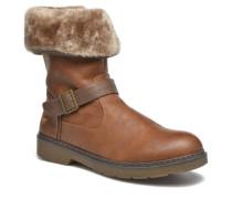 Musdi Stiefeletten & Boots in braun