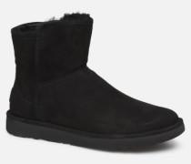 W Abree Mini Stiefel in schwarz