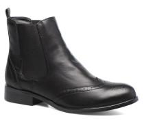 Elb Stiefeletten & Boots in schwarz