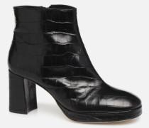 Edith Stiefeletten & Boots in schwarz